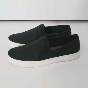Call it Spring Northelle Textured Black Sneakers